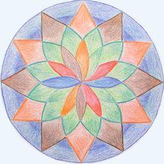 De cirkel en geometrie, werken met passer en liniaal. uitleg: Les waarbij gebruik makend van alleen passer en liniaal inzicht wordt gekreken in het ontstaan van de natuurlijke geometrische vormen