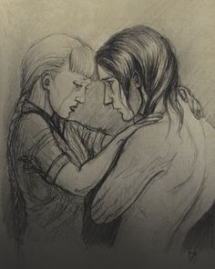 Freya and James by Marion