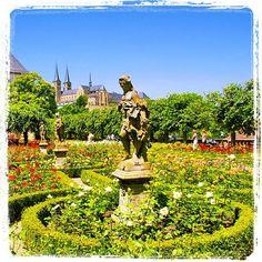 Rosengarten, Bamberg