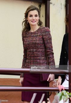 Queen Letizia of Spain arrives for a meeting with Royal Board on Disability Council on March 21, 2017 in Madrid, Spain.  (Photo by Europa Press/Europa Press via Getty Images)
