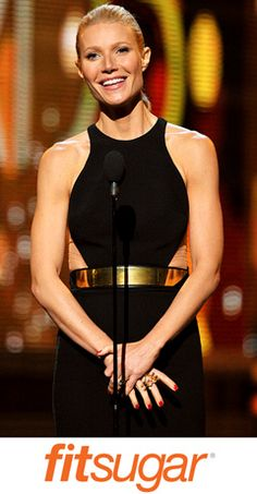 How to Get Gwyneth Paltrow's Sculpted Sexy arms...