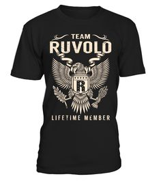 Team RUVOLO - Lifetime Member