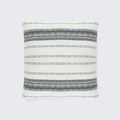 La Brisa Striped Alpaca Pillow