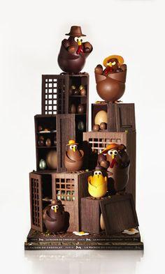 Chocolate Eggs Happy #Easter