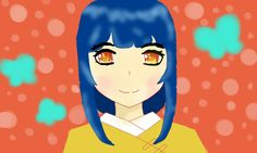 First try, paint tool SAI. not bad :v