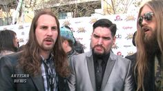 SUICIDE SILENCE INTERVIEW ON NEW SINGER DEBUT AT GOLDEN GODS, FILLING IN...