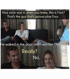 Haha love Shai and Theo