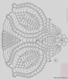 pattern of a doily