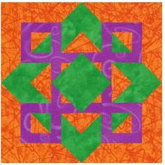 Looking for your next project? You're going to love Celtic Sunset Paper Pieced by designer Linleys Designs. - via @Craftsy