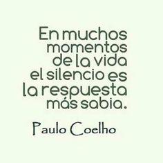 El silencio*