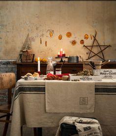 Linen Tablecloth | Product Detail | H&M