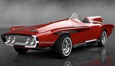 Plymouth XNR - 1960