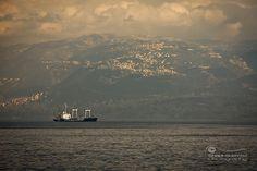 LEBANON, VIEW OF MOUNT LEBANON
