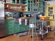 Shelf above sink kitchen
