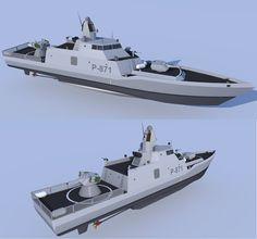 Abel Tasman class Multimission cutter by kaasjager.deviantart.com on @DeviantArt
