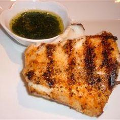 Grilled Sea Bass Allrecipes.com