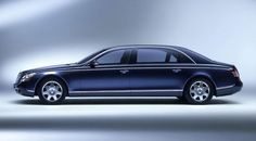 Maybach to take the parents of the bride and groom to and from the wedding and reception