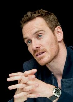 Michael Fassbender won our attention as a swaggering cinephile in Inglorious Basterds. He broke our hearts as the dangerous object of desire in Fish Tank, and made them swell as the broken Rochester of Jane Eyre. And of course he made us geek out as Magneto in X-Men. For his next trick this German-born stunner is begging us to forget the abs he showed in 300 and that face that's mastered the smolder. For now, he wants us to focus on the music in Frank. ~  Kristy Puchko