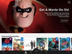 Also watch the promo film in this story.  #Disney Movies Anywhere.