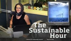 The Sustainable Hour about energy, people and power | On 5 February 2013, The Sustainable Hour on 94.7 The Pulse embarked on an 'Eco-Energy Quest' together with Surf Coast councillor Eve Fisher who just returned from a study tour which took her to the United States, Canada, Germany and Denmark to look at options for community renewable energy generation. She met with leaders of a people-powered energy reform, and in Colorado she saw the consequences of fracking.
