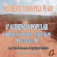 Governo Paulo Câmara é cego surdo e mudo com relação a PE 630 de Portal Charles Araujo na SoundCloud