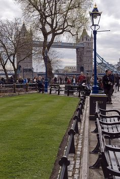 Tower Bridge, I photographed this many times on many days..
