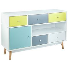 Buy Hygena Lumina 1 Door 5 Drawer Sideboard at Argos.co.uk, visit Argos.co.uk to shop online for Sideboards and chest of drawers