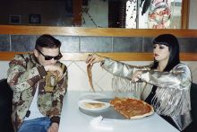 Sleigh Bells - Can't wait till they play Omaha on April 14!