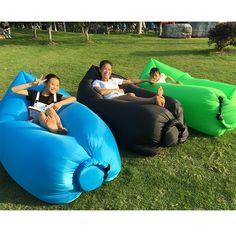 Careful Outdoor Camping Mat Picnic Mat Beach Mat Inflatable Sofa Lazy Bag Air Sofa Bed Moistureproof Pad Inflatable Air Lounger Chair Automobiles & Motorcycles