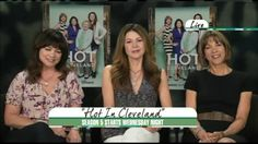 """The stars of TV Land hit show """"Hot in Cleveland"""" talk about season 5"""
