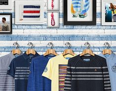 Spring / Summer - Menswear - Nautical Moods
