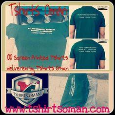 T shirts in Muscat, Staff uniforms, Caps oman printing company logo +968 97367321 #tshirtsOman #Tshirtsmuscat #tees