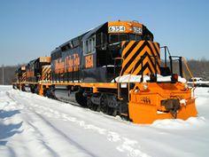 Wheeling & Lake Erie Railroad.
