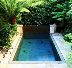 Swimming Pools Designs For Small Spaces -  #Designs #Pools Check more at http://wwideco.xyz/swimming-pools-designs-for-small-spaces/