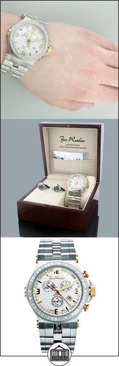 JOE RODEO - Reloj de pulsera hombre  ✿ Relojes para hombre - (Lujo) ✿