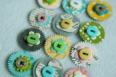 Buttons.  :)