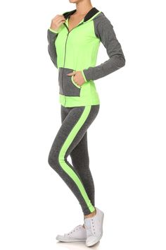 LA Showroom is ready to help you welcome 2017 with brand-new, stylish apparel! Shop activewear wholesale two piece sets today! New Outfits, Stylish Outfits, Fashion Outfits, Wholesale Fashion, Wholesale Clothing, Activewear Sets, Athletic Wear, Active Wear, Sporty