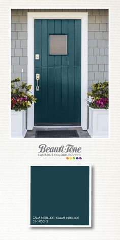 Exterior door design home 51 new Ideas Design Exterior, Exterior Paint Colors For House, Paint Colors For Home, Door Design, Diy Exterior, Outside House Paint Colors, Exterior Paint Schemes, Exterior Signage, Craftsman Exterior