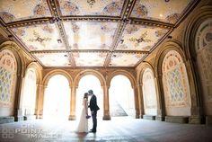 Um casamento em New York - Central Park