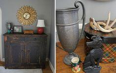 vintage furniture...