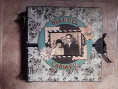 Álbum vintage Scrapiluca 01