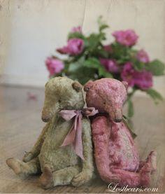 Lost Bears: Коллекция Wild roses