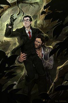Joseph Oda and Sebastian Castellanos The Evil Within Game, Sebastian Castellanos, Layers Of Fear, Mad World, Resident Evil, Game Character, Horror, Fandoms, Fan Art