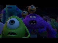 'Monstruos University' - Trailer final