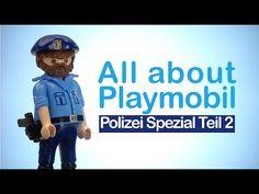 Teil 2 Neue Playmobil Polizei 2016 - New Playmobil Police 2016 Part 2 - YouTube