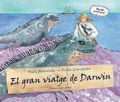 Aquest àlbum il·lustrat repassa la biografia de Charles Darwin des de la seva adolescència on comença la seva passió per la natura i com va anar elaborant les seves idees i teories  a partir dels seus viatges a la selva brasilera, al Andes o les Illes Galàpagos...fins arribar a la polèmica generada quan va publicar el seu llibre L'origen de les espècies.