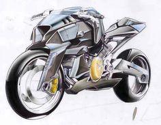 Aprilia FV2 Concept motorcycle