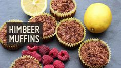 Pastinaken Himbeer Muffins – Paleo360.de Paleo 360, Wheat Belly, Bakery, Healthy Recipes, Healthy Food, Cheesecake, Clean Eating, Low Carb, Gluten Free