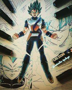 Vegeta and Goku armband (project fusion video game ,ex fusion) fusion And remember this is my perspective on what it may look like #dragonball #dragonballz #dragonballsuper #like4like #follow4follow #spamforspam #fusion #illustration #art #armband #anime #manga #ssgss #tutorial #badass #sketch #goku #vegeta #saiyan #gogeta #drawing #dbifanart #projectfusion #fanart #vegito - Visit now for 3D Dragon Ball Z compression shirts now on sale! #dragonball #dbz #dragonballsuper