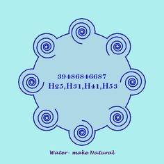 Write it on your water bottle / container and it will energise your water. Energized Water, Healing Codes, Switch Words, Magic Spells, Sigil Magic, Angel Numbers, Magic Words, Self Healing, Geometric Shapes